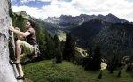 góry, wspinaczka, krajobraz