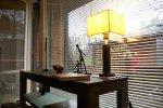 klasyczna lampka na biurko